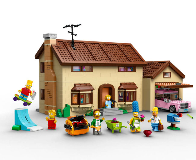 The-Simpsons-House-LEGO-1