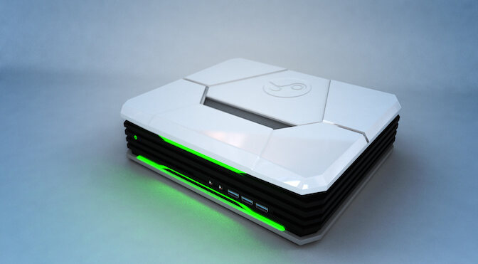 Паровая Машина производства CyberPowerPC