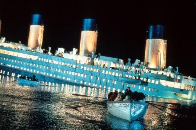 Китайцы построят аттракцион по мотивам гибели Титаника