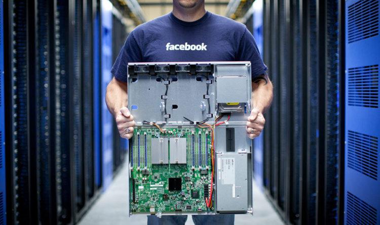 Facebook перейдет на Blu-ray диски