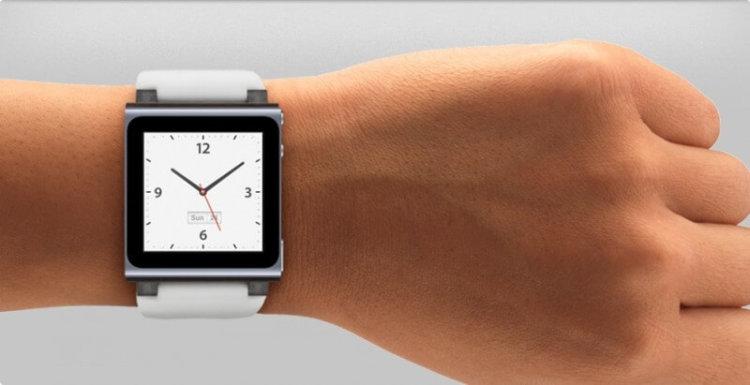 Шестое поколение ipod nano