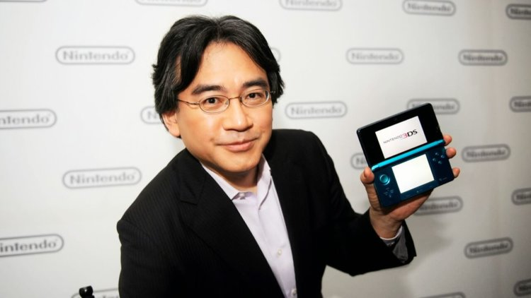 Президент Nintendo Сатору Ивата