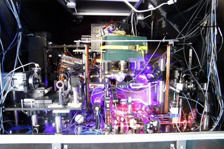 Самые точные атомные часы