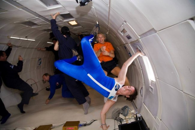 skinsuit-weightlessness-test-flight