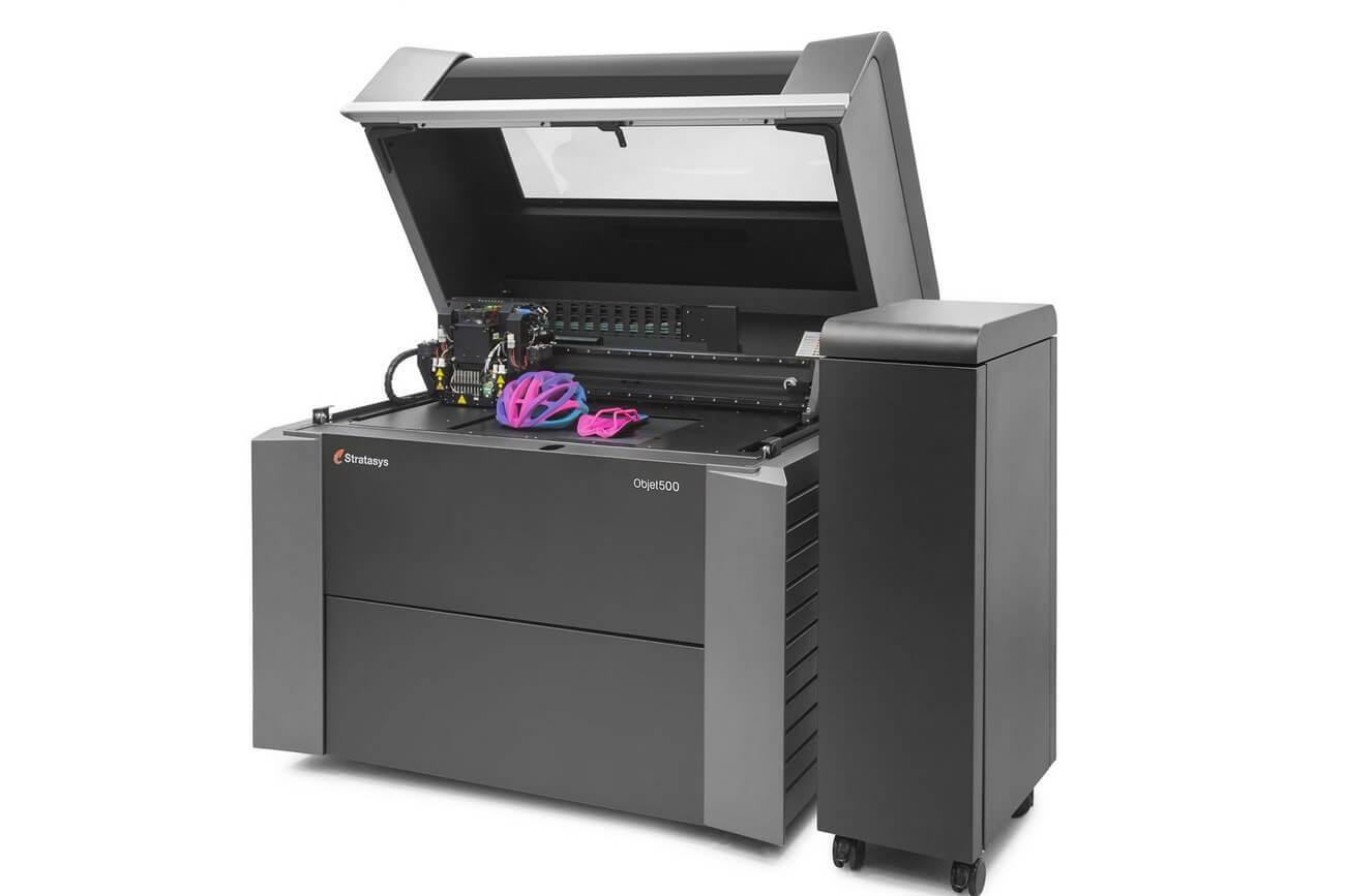 3D принтер печатающий разными материалами
