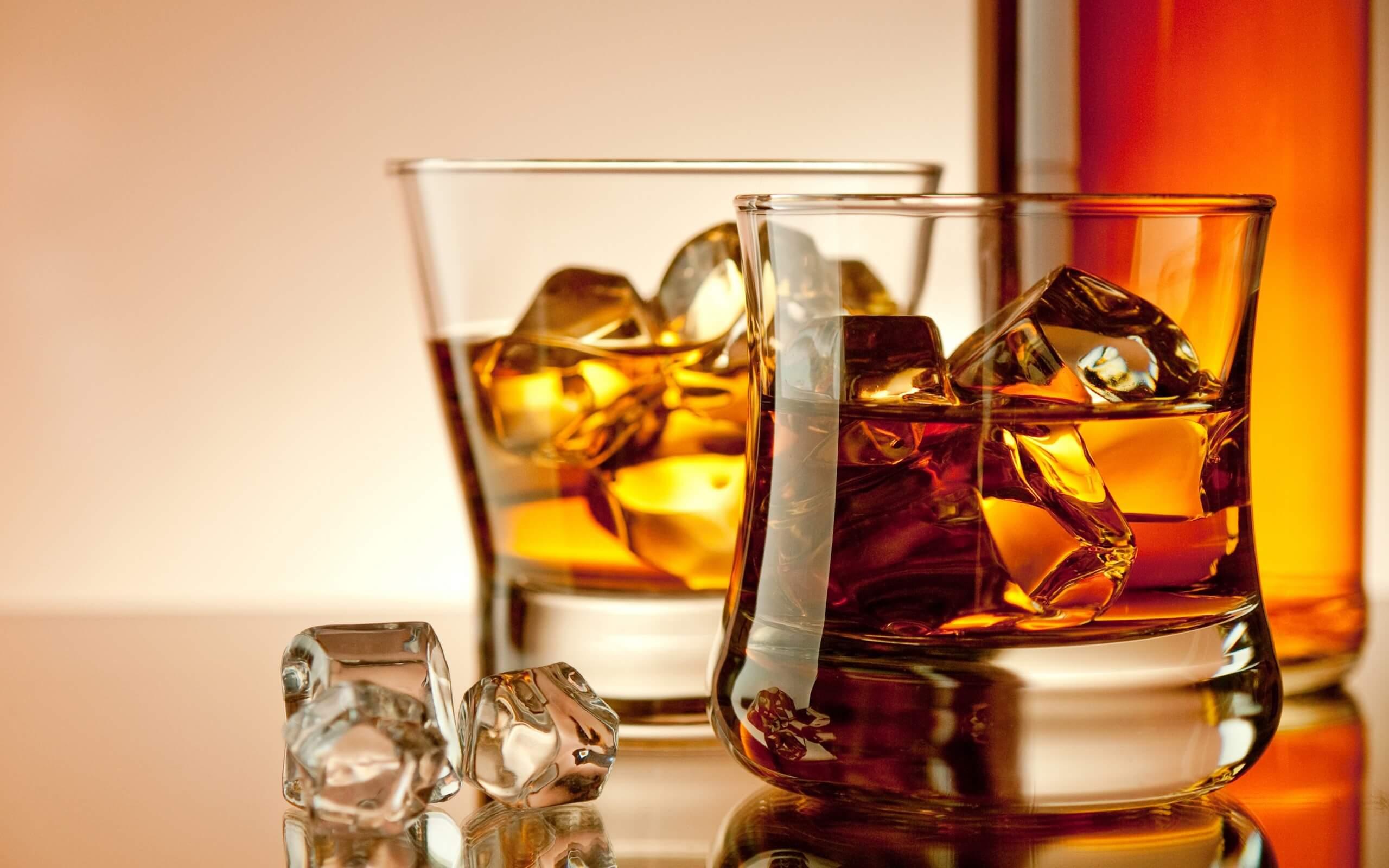 Виски способен очищать воду от ядов