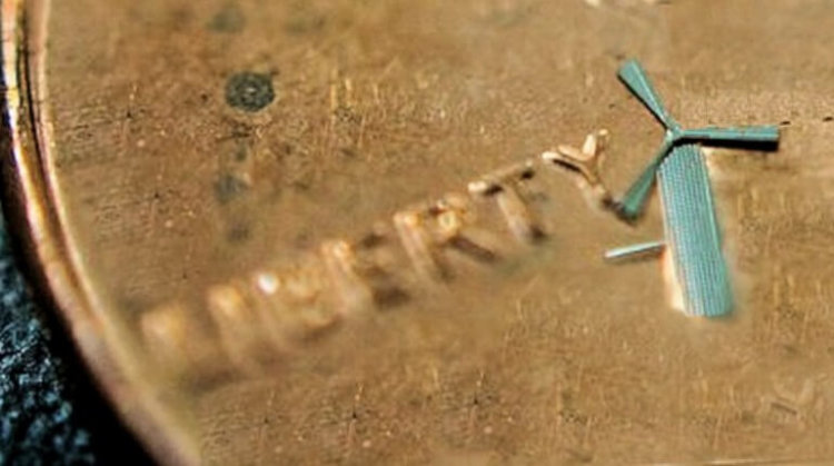 Микроветрогенератор