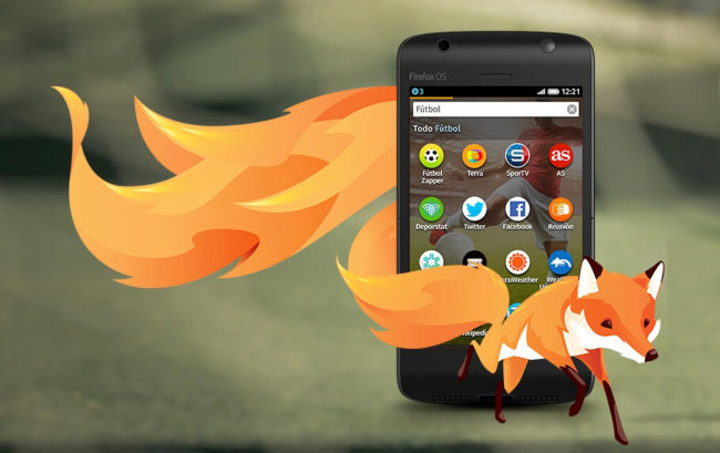 Бюджетные смартфоны на базе Firefox OS будут стоить всего 25 долларов