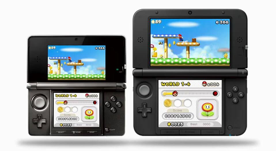 3DS и 3DS XL