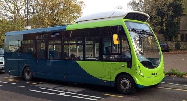 Електрический автобус