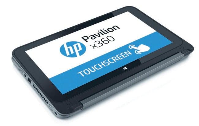 Ноутбук-трансформер HP Pavilion x360