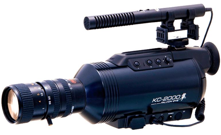 Камера, которая способна снимать ночью, словно днём