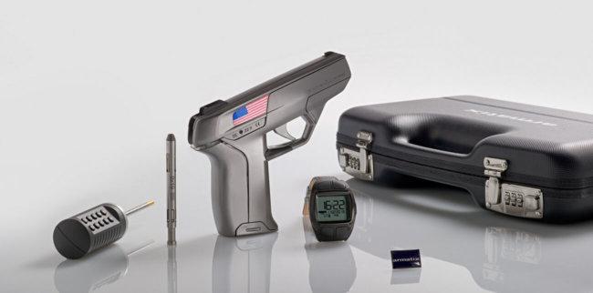 Пистолет Armatix с системой аутинтификации