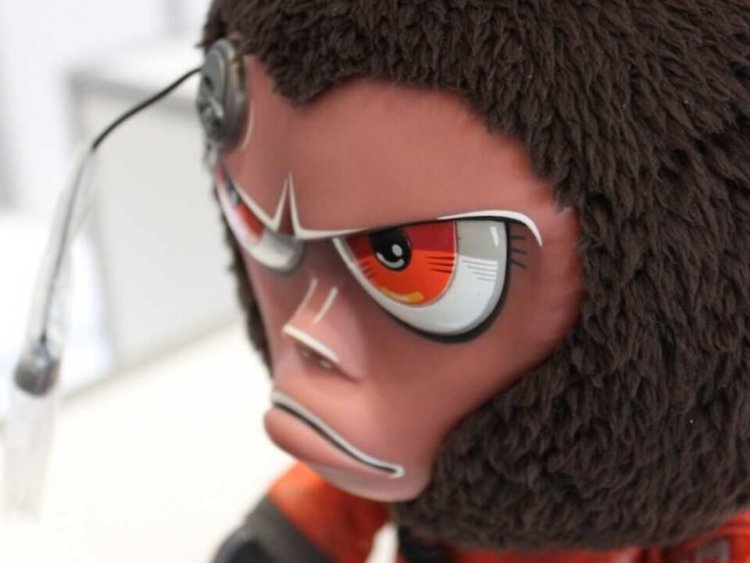 Маскот Alibaba