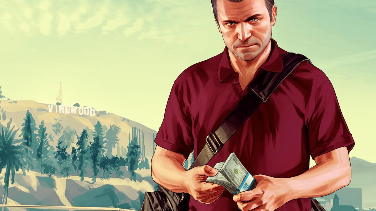 GTA V вошла в десятку самых продаваемых игр всех времён