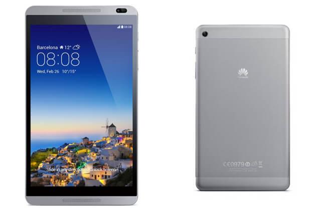 Huawei MediaPad М1