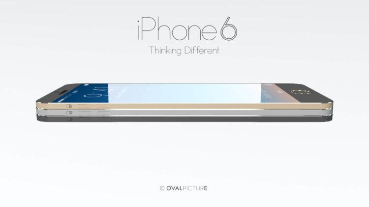 Концепт Apple iPhone 6