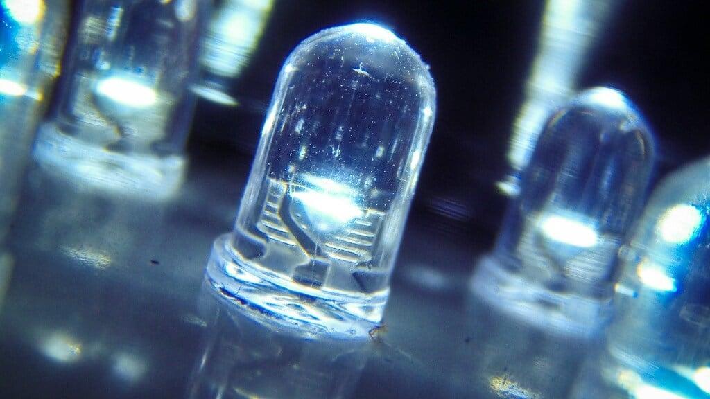 Создан светодиод из одной молекулы