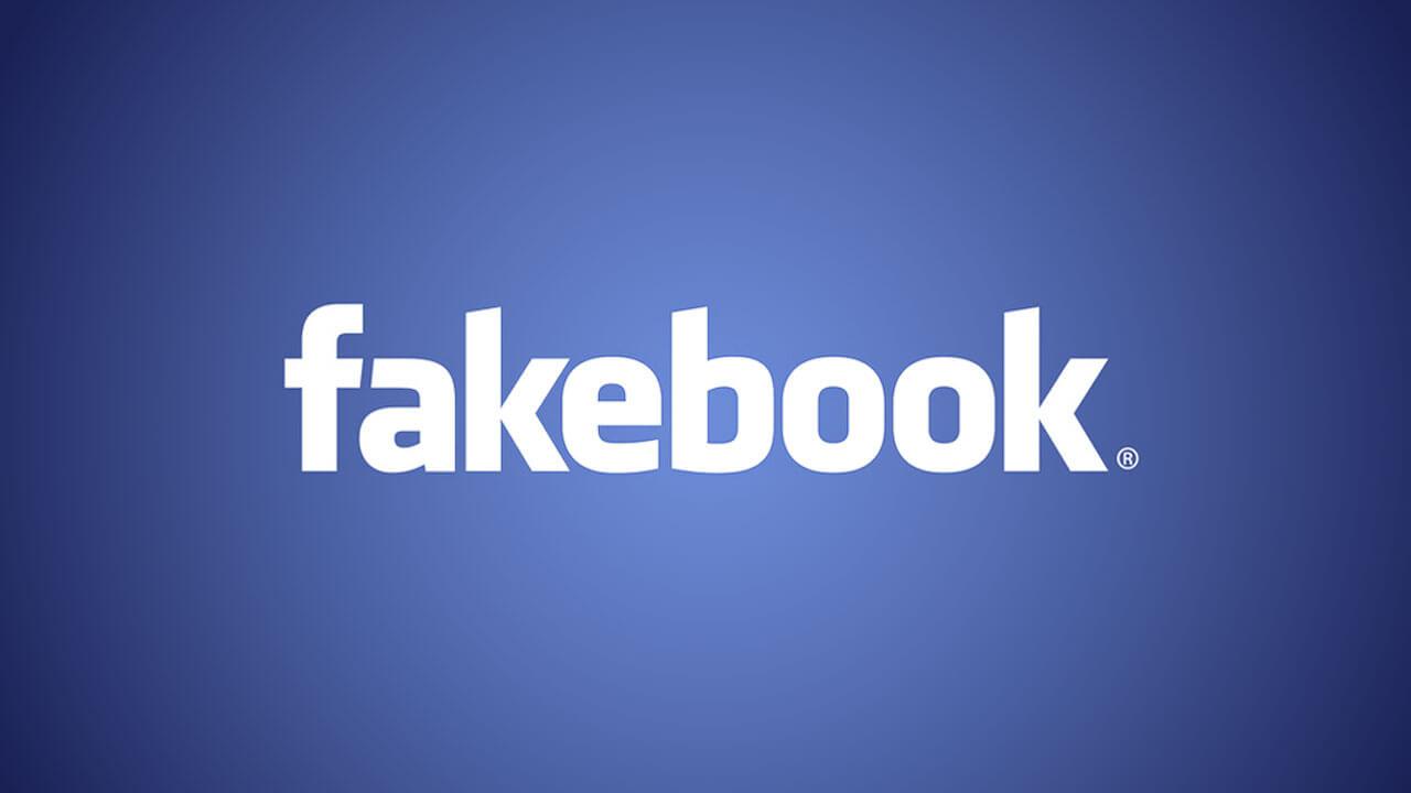 10% аккаунтов в Facebook являются подделками