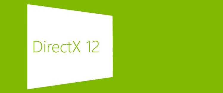 Microsoft представила DirectX 12