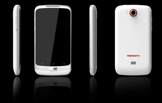 Karbonn Mobiles выбустит смартфон с двумя ОС