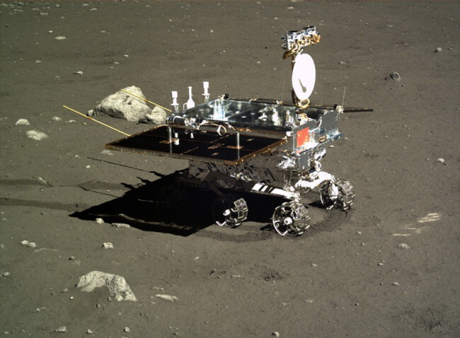 Chinese-Lunar-Rover