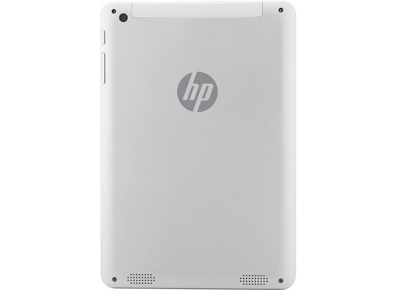 Новый планшет HP 8 1401. Вид сзади