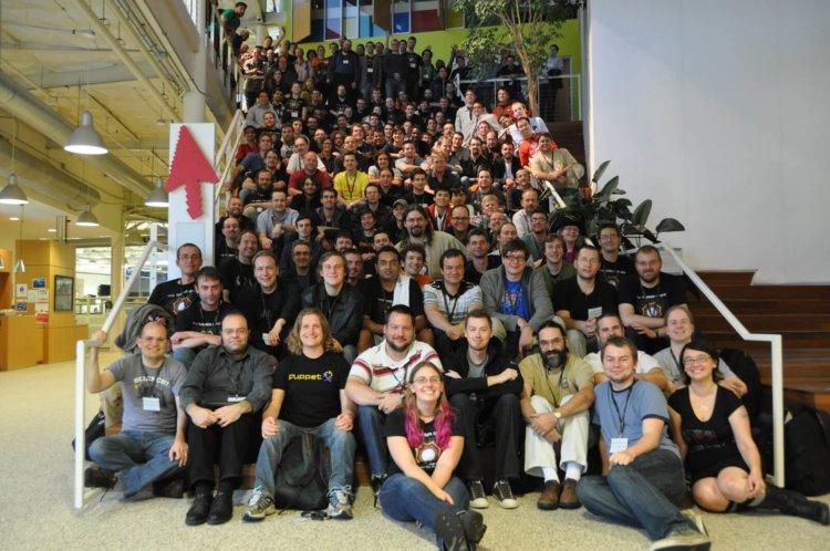 Сообщество разработчиков