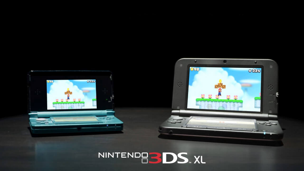 Nintendo 3DS позволит вам оказаться в известных кинофильмах