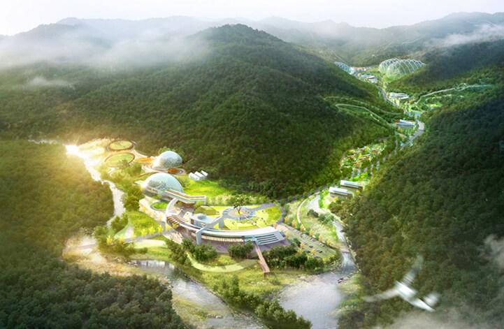 Корейский проект по защите и исследованию вымирающих видов