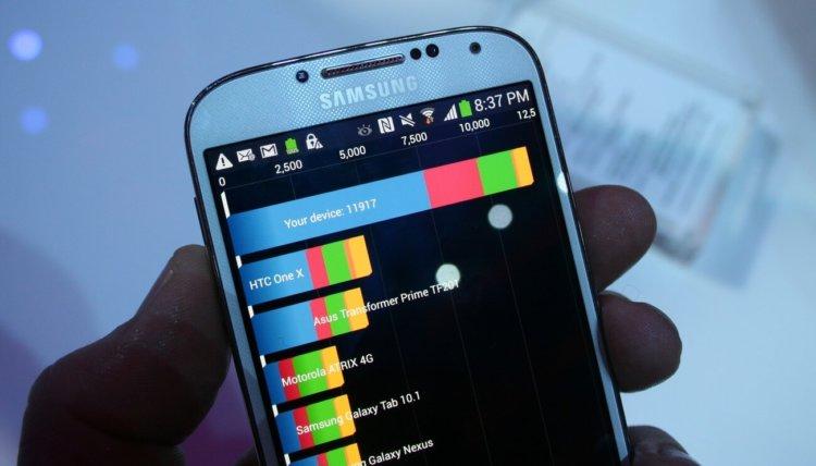 Samsung больше не завышает показатели бенчмарков