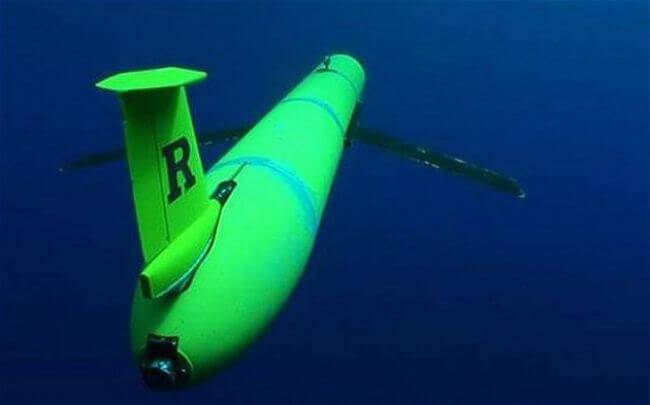 Глайдеры будут исследовать глубины океанов
