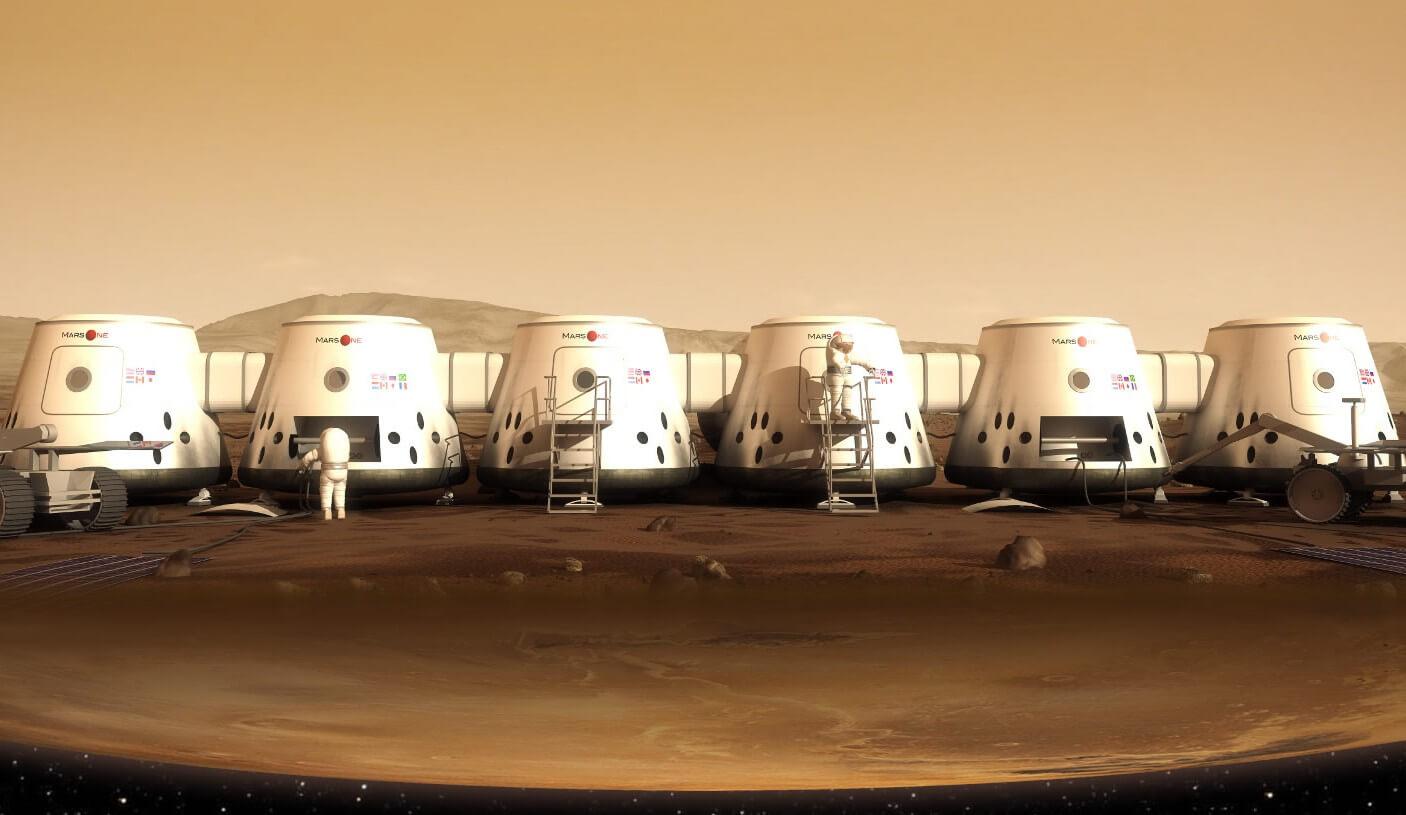 Экспедиция Mars One обретает первых кандидатов на полёт