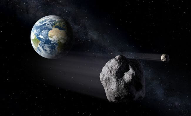 NASA объявила сезон охоты на астероиды
