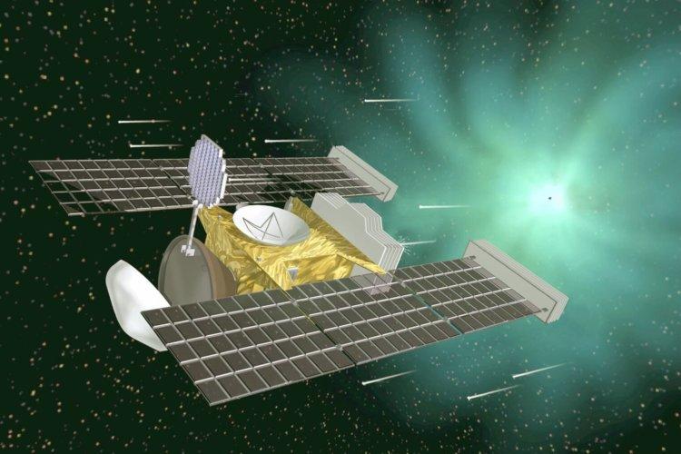 Зодн Stardust доставил на Землю уникальную пыль