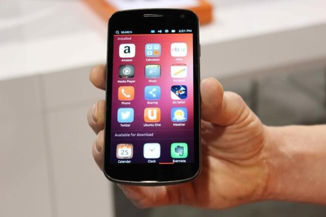 Ubuntu-смартфоны будут стоить 200-400 долларов