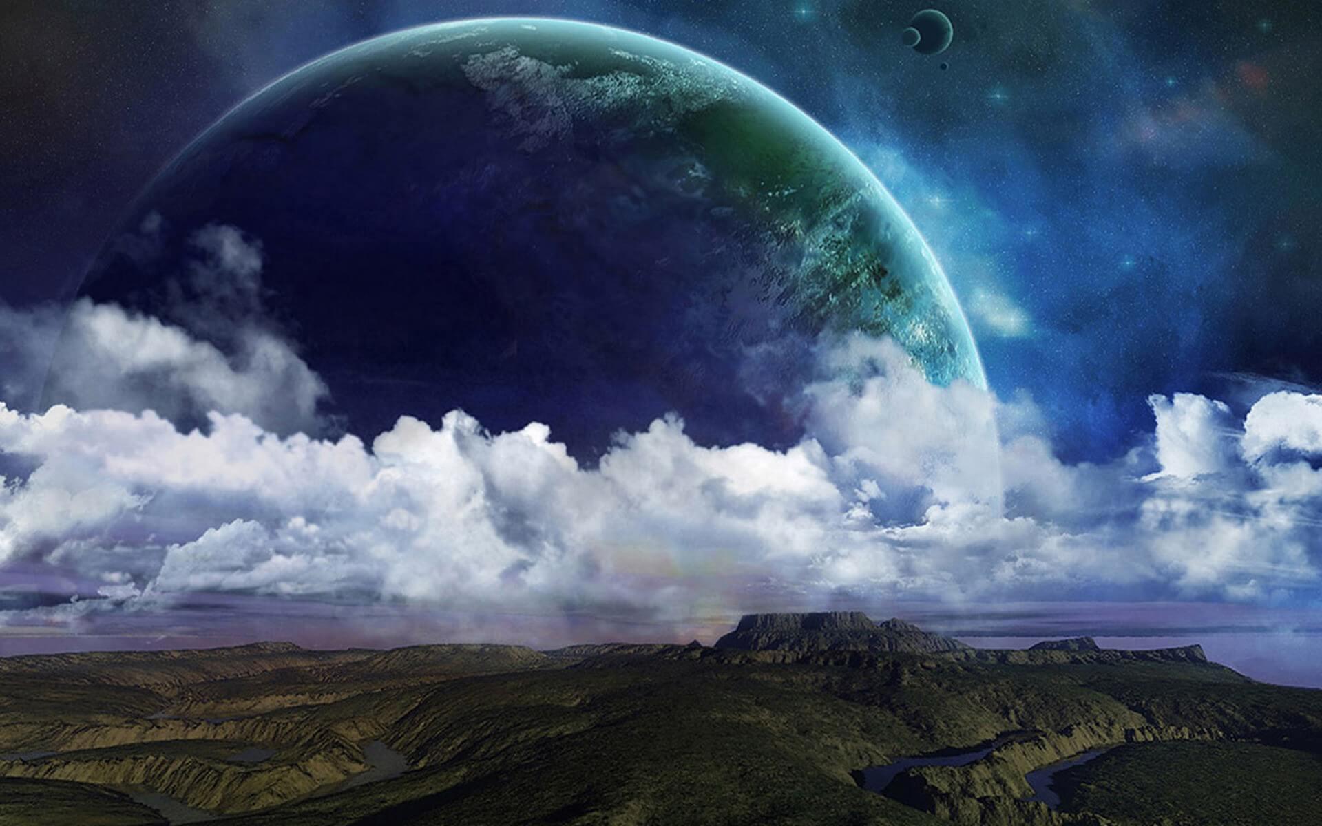earth like heaven