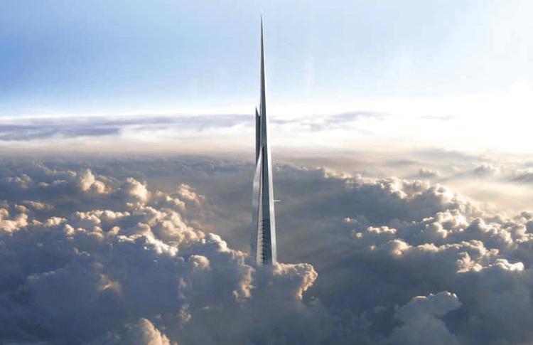 Концепт-арт Kingdom Tower