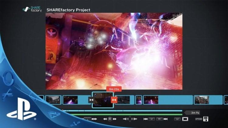 SHAREfactory - приложение для видеоблоггинга