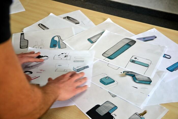 Дизайнерские наработки