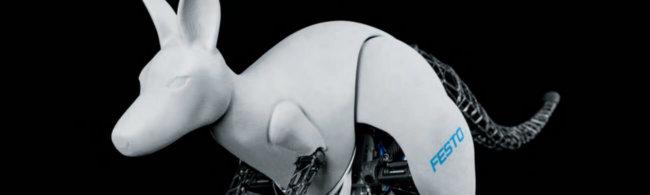 Робот-кенгуру BionicKangaroo