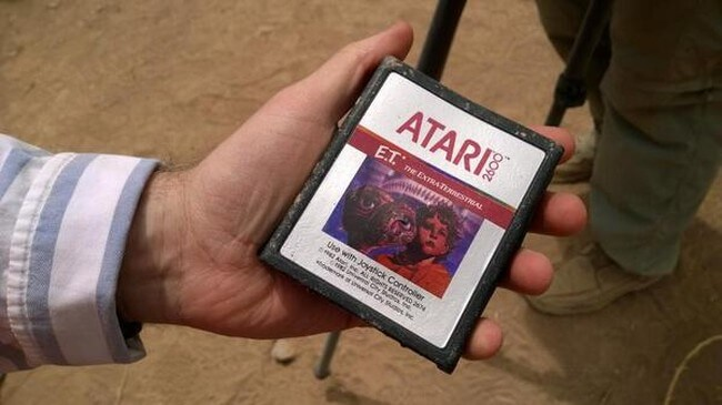 """""""Инопланетянин"""" для Atari 2600"""