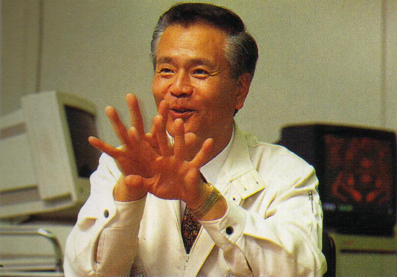 Гумпей Йокои - отец Game Boy