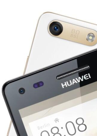 Huawei Ascend P7 - камеры