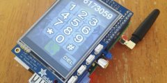 Мобильный телефон на Raspberry Pi