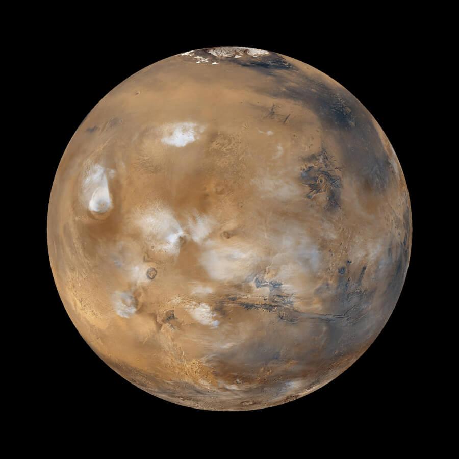 Исследование Марса станет возможным, только если мы все будем работать сообща