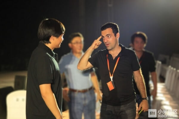 На презентации Xiaomi Mi3