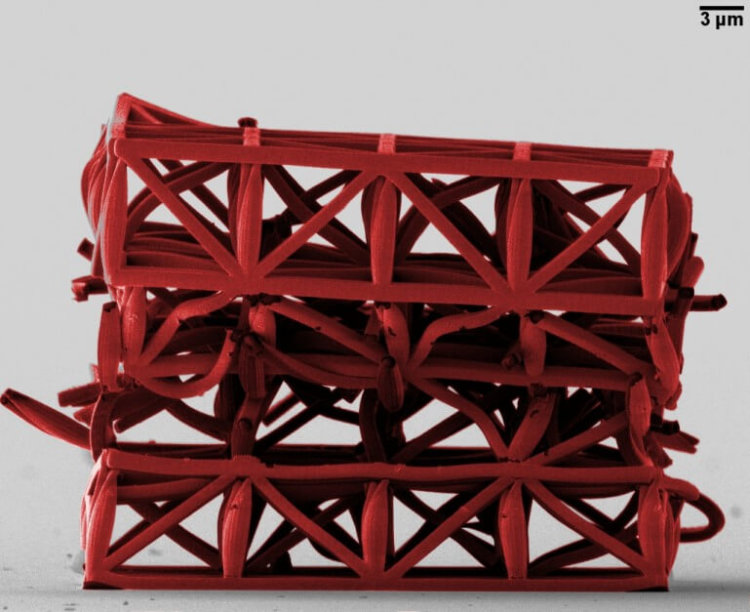 Керамическая микроструктура