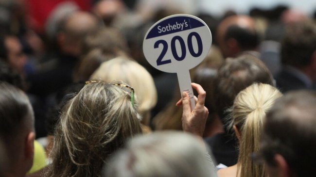 Голландский студент продал свою личную жизнь с аукциона