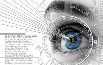 Отслеживание глаз